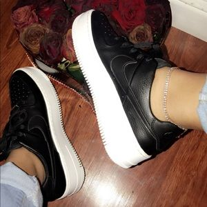 Air Force 1s platforms